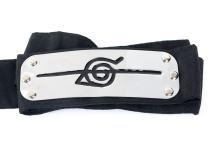 2017 New Naruto Headband Classic Unisex Naruto Forehead Fashionable Guard Headband Cartoon Cosplay Gift For Others