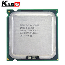 Intel Processor E5450 Lga 775 Quad-Core No-Need-Adapter on SLANQ SLBBM 12MB Mainboard