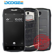 Doogee T5 lite Smartphone Waterproof IP67 Dustproof Shockproof MT6735 Quad core Android 6.0 2GB 16GB Cell phone 4500mAh 13MP+5MP(China)