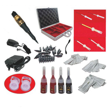 tattoo machines set permanent makeup kit cheap beginner tattoo kits for eyebrow  lips eyeliner