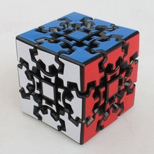 Brand New X-cube 60mm 3x3x3 Gear Magic Cube V1 3D Speed Puzzle Cubes Kids Educational Toys Birthday Gift