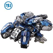 2017 MU 3D Metal Assembling Puzzle Siege Edition Tank Model YM-N025-D DIY 3D Laser Cut Assemble Jigsaw Toys(China)
