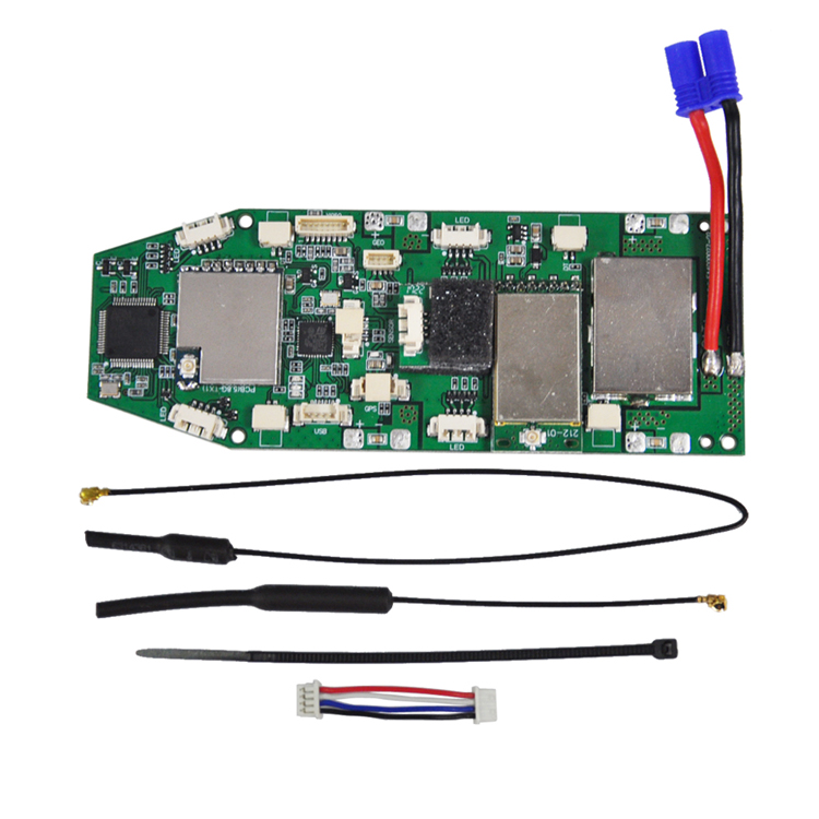 New Arrival H501A-02 Power Board Set for Hubsan H501S/H501A RC Drone Accessories Quadcopter Spare Parts<br>