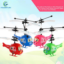 New Mini infrared Suspension Flying Helicopter Roy/Poil RC Flying Helicopter UFO Ball Ar.drone Toys 4colors