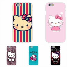 For Samsung Galaxy S3 S4 S5 MINI S6 S7 edge S8 Plus Note 2 3 4 5 Japan cartoon animals hello kitty Lovey Silicone Phone Case