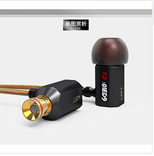 KZ ED9 Super Bass In Ear Music Earphone With DJ Earphones HIFI Stereo Earbuds Noise Isolating Sport Earphones With MicAB16555