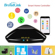 2017 Original Broadlink RM2 RM Pro RM mini3 Universal Remote Controller Smart Home Automation WiFi+IR+RF Switch Via IOS Android