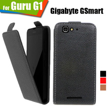 New items 100% Special Case PU Leather Flip Up and Down Case + Free Gift For Gigabyte GSmart Guru G1