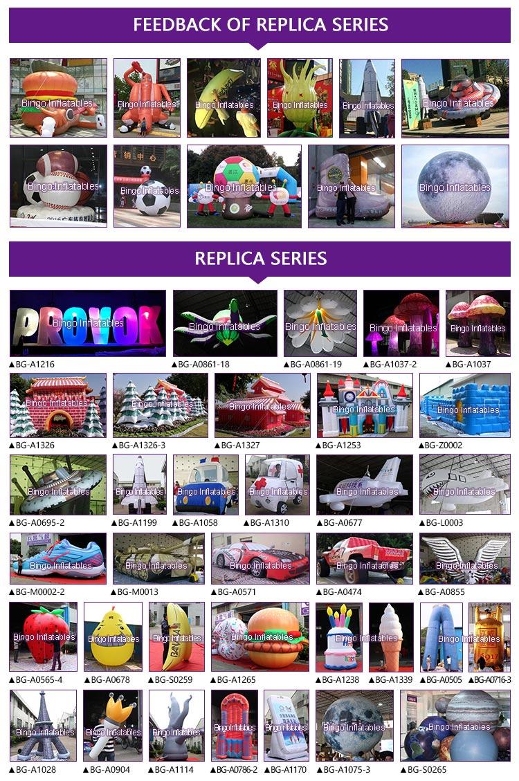 replica-series-Bingo-Inflatables