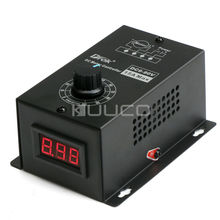 DC Motor Speed Regulator Adjustable DC6V~90V 12V 24V 36V 48V 60V 72V 90V 8A Digtal Display DC motor Control CV Governor Switch