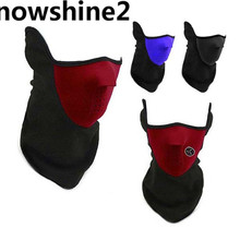snowshine2#3001  Winter Warm Neck Face Mask Paintball Bicycle Fishing Motorcycle anti cold Mask free shipping wholesale