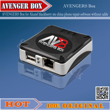 gsmjustoncct gsmjustoncct 100% AVENGERS / AVB BOX for Alcatel blackberry zte china phone repair(China)