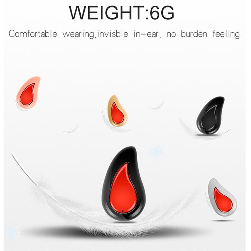 Invisible Bluetooth Headphone-9