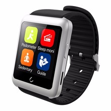 Original Uwatch U11 Smartwatch & Sim Slot Smart Bluetooth Watch For iPhone For Samsung Sony All Android Phones BT 4.0 Compass