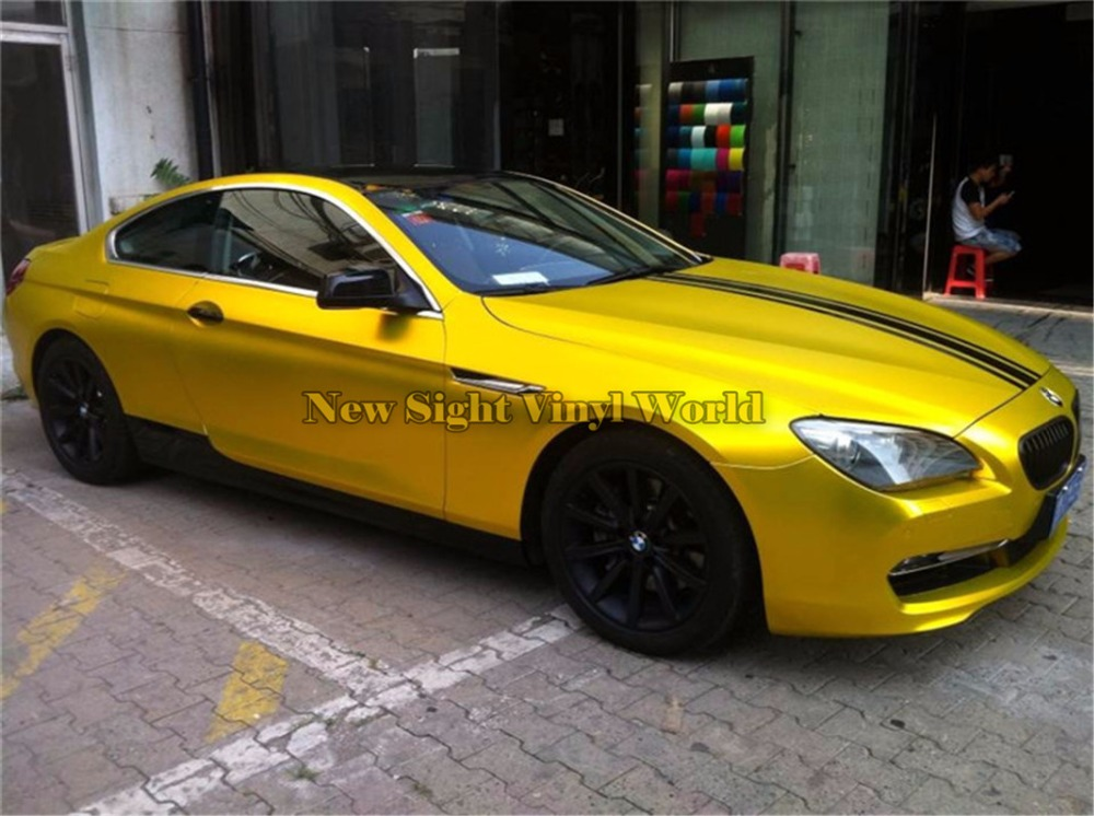 Matte-Satin-Chrome-Gold-Vinyl-Wrap (22)