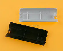 Black White Battery Door Cover Lid Replacment for Nintendo Wii Controller 10pcs/lot(China)