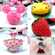 Mixed Styles 10pcs High Quality Ice Cream Cake Shoe Charms Accessories Fit cor croc jibz Party Home Decoretion Kids Gift Fashion(China)