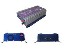 1500W Grid Tie Power Inverter Pure Sine Wave inverter 1.5KW  45-90V DC to AC 110/220V Solar grid tie Inverter