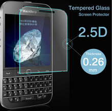 0.3mm 2.5D 9H Screen Protector Tempered Glass For BlackBerry Q10 Q20 Q5 Z10 Z30 Z3 DTEK60 Mobile Phone Protective Film