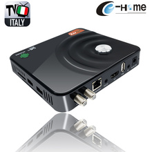 Europe Super Italy IPTV Europe Android tv box Germany French Hotclub IPTV DVB-S2 Digital Satellite Decoder support CCCAM Newcamd