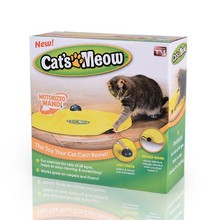 Cat Toy Undercover Mouse Panic Mouse Cat's Meow Electronic Cat Toy Cat Training Tool