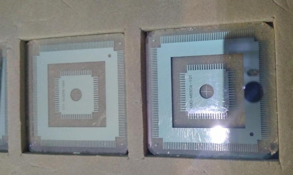 KMO-M880A-101 calibration glass plates for assembleon<br>
