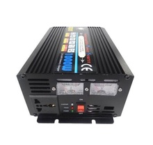 UPS 1000W DC 12V to AC 220V Portable Car Power Inverter with battery charging function Voltage Converter(China)