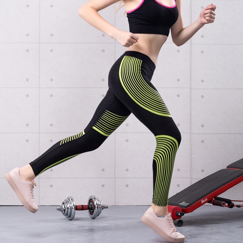 Female Women Compression Fitness Tights02