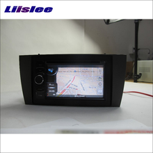 Liislee For JAGUAR S-Type 2000~2010 - Radio CD DVD Stereo Player & GPS Navigation System / Double Din Car Audio Installation Set(China)