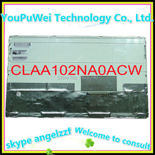 10.2 laptop lcd screen CLAA102NA0ACW CLAA102NA0DCW CLAA102NA2CCN FOR SamsungNP-ND10 netbook lcd matrix