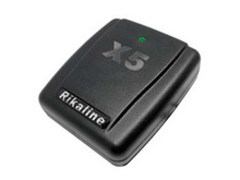 Rikaline 6010-X5 USB GPS Receiver Mouse type Gmouse Smart Antenna Navigation Built-in WAAS / EGNOS demodulator.