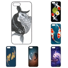 Yin Yang Koi Fish For Motorola Moto X Play X2 G G2 G3 G4 Plus E 2nd 3rd gen Razr D1 D3 Z Force Unique Photos Print Diy