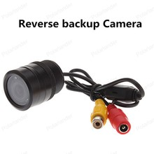 best selling 28MM HD CCD Wide Angle Waterproof Auto Parking Reverse Camera backup Rear View Camera(China)