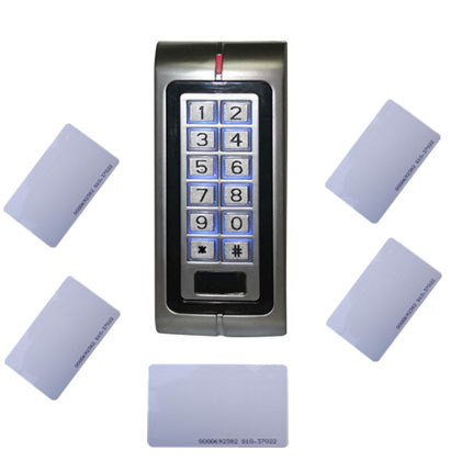 Free shipping ,explosion-proof Access Control,metal shell, thick, security, water-proof, sn:EM-T3<br><br>Aliexpress