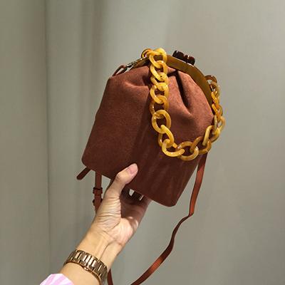 buy Cheap Clutch Bag Acrylic Chains Cute Messenger HandBag