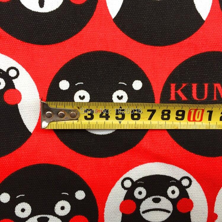 bear kumamoto fabric