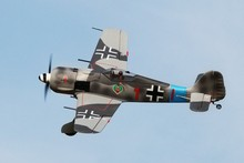 FMS 800MM / Mini Warbird FW190 FW 190 V2 PNP Duralble EPO Scale Radio Control RC MODEL PLANE