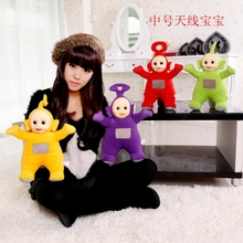 Movie & TV Teletubbies Stuffed plush about 25CM plush doll gift w3204(China)