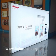 Aluminum Textile Poster Frame for Advertising(China)