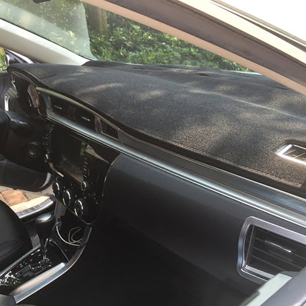 1Pcs For Toyota Corolla iM 2017 2018 DashMat Dashboard Cover Dash Cover Mat