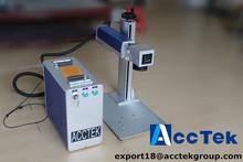 ring fiber laser marking machine hot sale fiber laser marking machine for animal imagines(China)