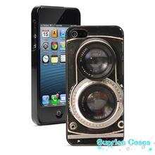 Vintage Twin Reflex Camera cellphone Case Cover for iphone 4 5s 5c SE 6 6s 6plus 6splus Samsung galaxy s3 s4 s5 s6 s7 edge