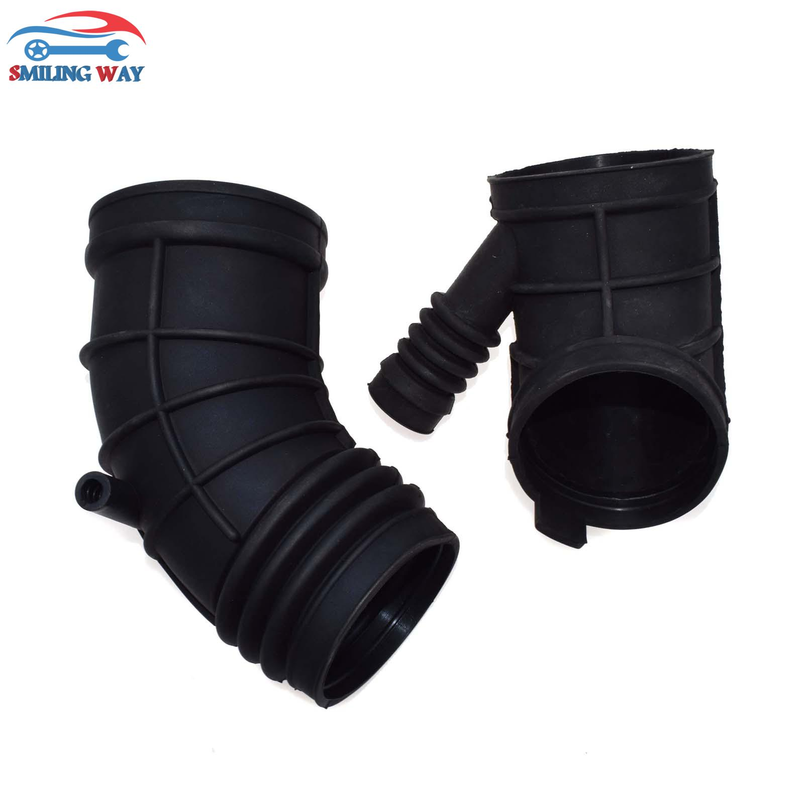 For BMW Air Mass Meter Boot Intake Elbow Tube 13 54 1 438 761