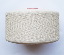 100% natural cotton knitting yarn 1 ply Diameter about 0.5mm weight about 3 kilogram/cone(China)