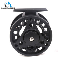 Maximumcatch 7/8WT Fly Reel Aluminum Frame And Spool Right or Left Hand Can Be Changed Die-CastingFly Fishing Reel