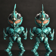 Bio Booster Armor Guyver Resin Statue Action Figure Light Ver. Crystal Guyver 1# Resin Statue figure Garage Kit Toy Anime 17CM