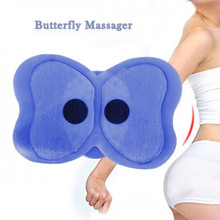 3pcs extra butterfly electric massager pads therapy body ABS muscle trainer stimulator massage arm waist weight loss health Care