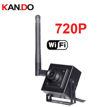 option 3.6mm/6mm Lens H.264 wifi camera P2P Mini Wifi IP camera 720P Full Hd IP Wireless Cctv Security Camera Support Phone