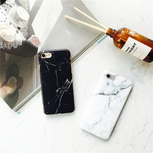 For iPhone 6 6s 6Plus 7 7Plus Case Marble Silicone Cases Cover For iPhone 6 s 7 Plus Soft TPU ipone Capa Capinha Coque Shell