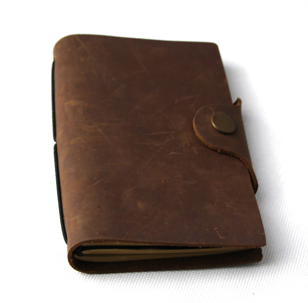Blank Diaries Journals notebook note book GENUINE LEATHER<br><br>Aliexpress